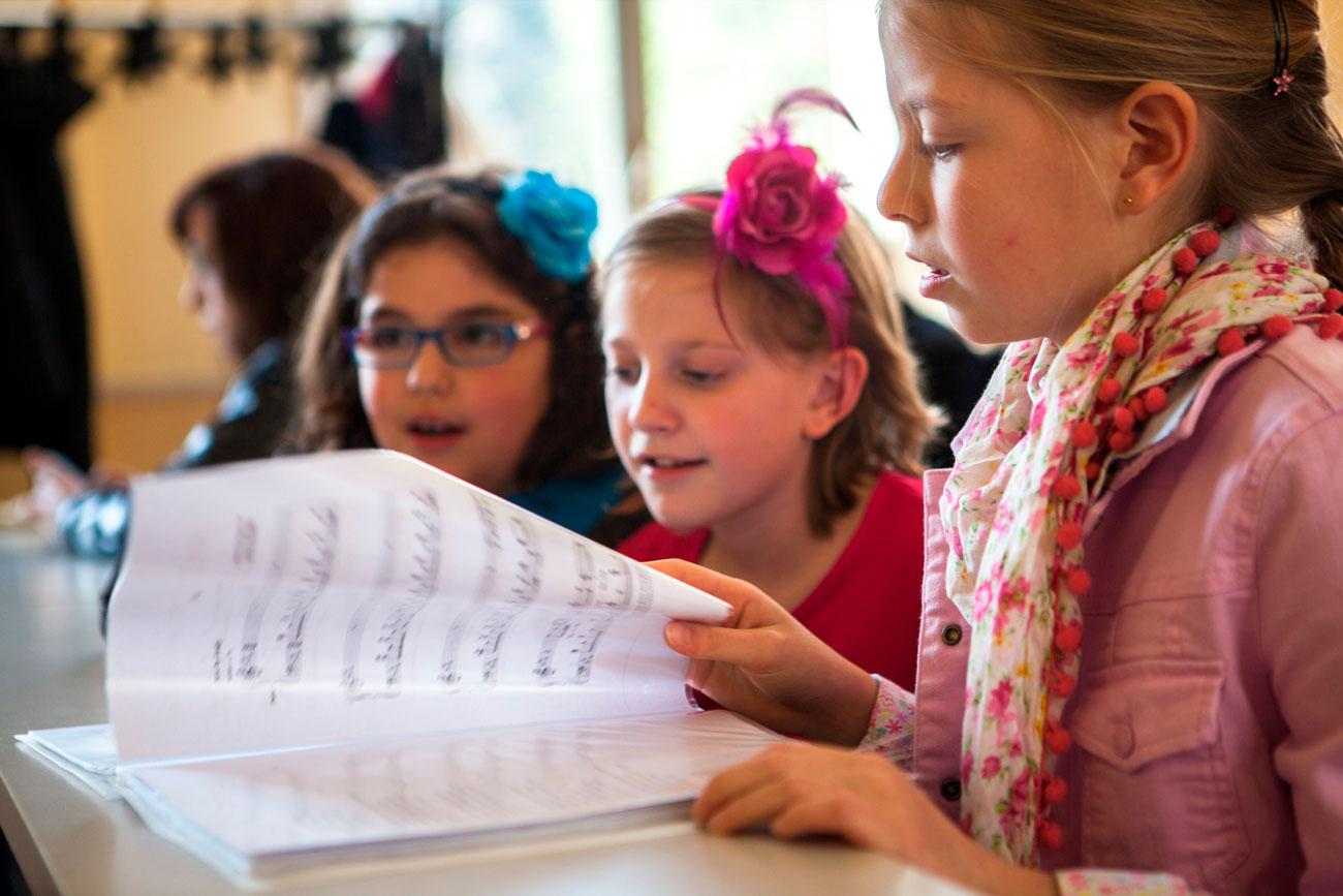 atelier del canto - la scuola