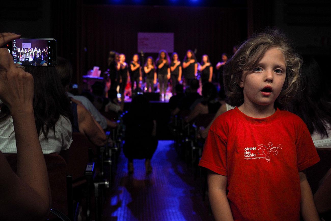 Cantare giocando Lezioni per bambini da 3 a 5 anni