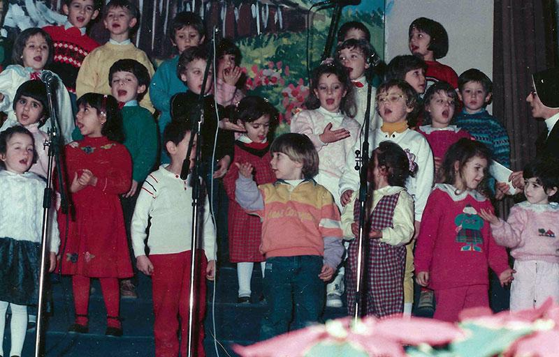 gara di canto per bambini materna asilo elementari primaria bregnano como varese