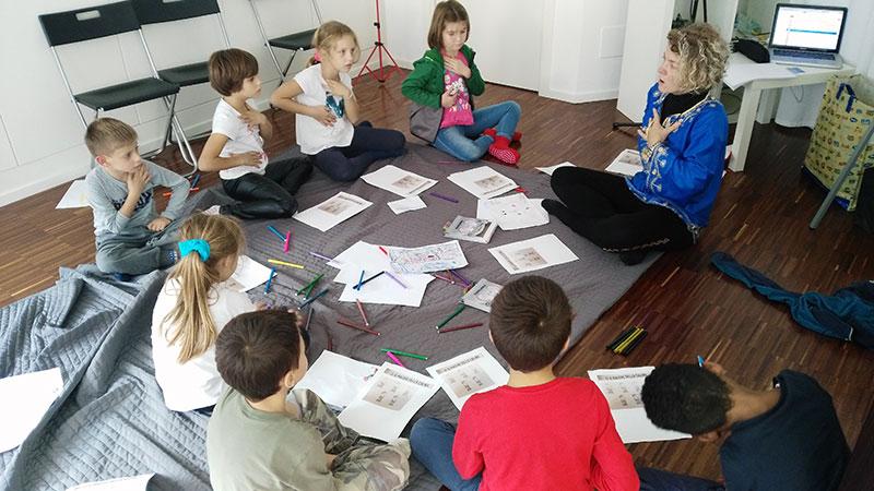 corso-meditazione-bambini-saronno-emozioni-primaria-elementari-mostri