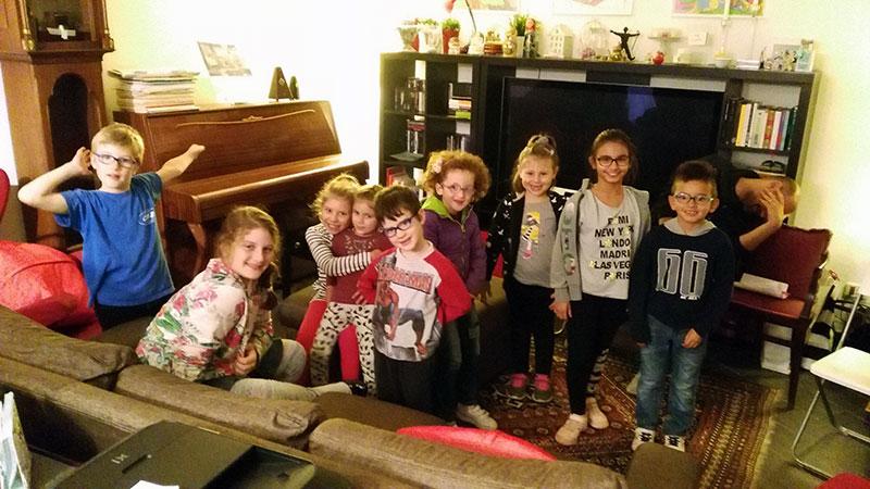 prime prove concorso canto bambini natalino oro bregnano 2017