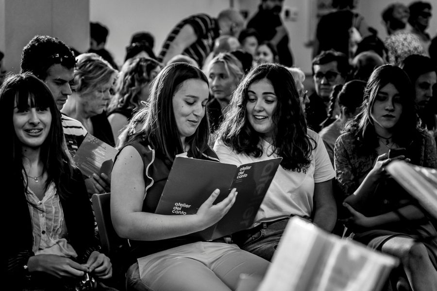 Atelier del Canto - Lezioni di canto per ragazzi e ragazze